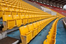 Free Chiang Mai Stadium Royalty Free Stock Image - 14986016