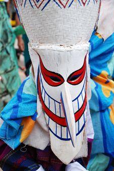 Thailand Halloween Festival Royalty Free Stock Image