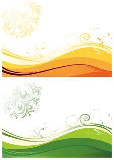 Card Shading Stock Image
