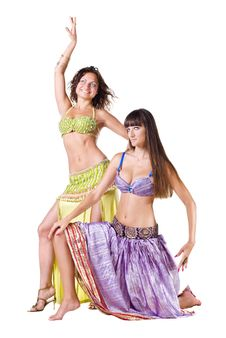 Free Belly Dancers Stock Photo - 14987160