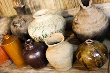 Free The Old Pottery Stock Images - 14987174