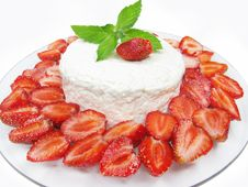 Free Strawberry Dessert Stock Photo - 14987440