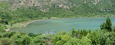Free Lake Butrint, Albania Royalty Free Stock Photos - 14987688