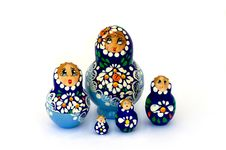 Free Russian Dolls Royalty Free Stock Photography - 14987897
