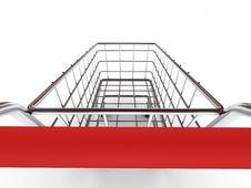 Free Shopping Cart Royalty Free Stock Photography - 14989307