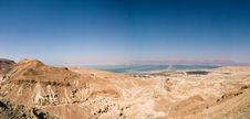 Free The Dead Sea Stock Image - 14989751