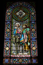 Free Fragment Of Stained Glass Stock Images - 14997624