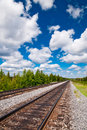 Free Railway Tracks Stock Images - 14999034