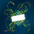 Free Vector Green Label Stock Images - 14999734