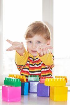 Free Child Royalty Free Stock Image - 14990636