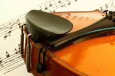 Free Fiddle Stock Photography - 14991962