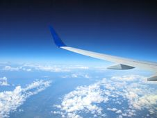 Free Airplane Wing Stock Images - 14992294