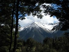 Free Arthurs Pass Mountain Stock Images - 14992564