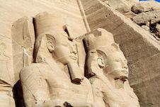 Free Abu Simbel Stock Photos - 14992573