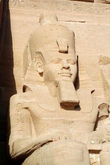 Free Abu Simbel Royalty Free Stock Images - 14992579