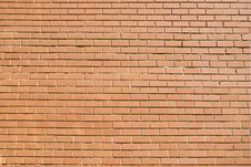 Free Brick Wall | Texture Royalty Free Stock Image - 14992646