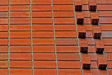 Free Brickbat Wall Stock Image - 14992951