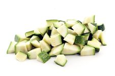 Free Pieces Of Zucchini Stock Images - 14993674