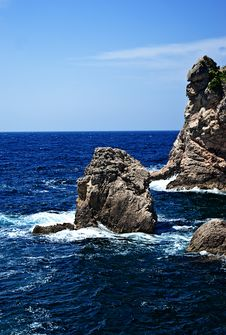 Free Rocas In Dubrovnik Royalty Free Stock Photos - 14994108