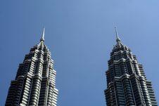 Free Petronas Towers Stock Photo - 14994480