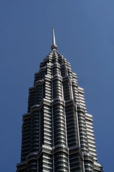 Free Petronas Towers Stock Images - 14994494