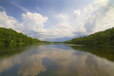 Free Summer Lake Stock Photos - 14994923