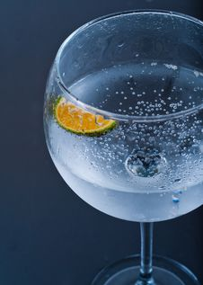 Free Lime Water Royalty Free Stock Images - 14995219