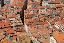 Free Rooftops Of Nice Royalty Free Stock Images - 14995479