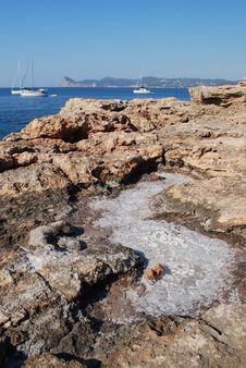 Free Sea Salt Royalty Free Stock Photography - 14995767