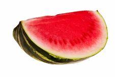 Free Fresh Watermelon. Stock Photos - 14995923