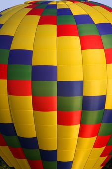 Free Hot Air Balloon Background Royalty Free Stock Photo - 14995935