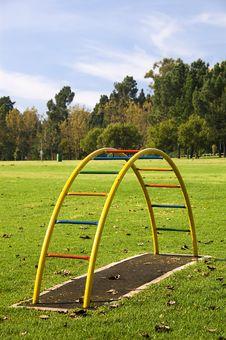 Free Childrens Playground Stock Photo - 14996160