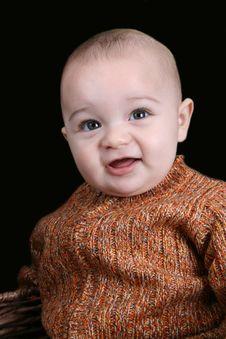 Free Baby Boy Royalty Free Stock Photo - 14996275