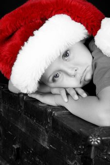 Free Sad Christmas Royalty Free Stock Images - 14996359