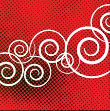 Free Red Background Pattern Royalty Free Stock Photo - 14996605