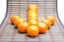 Free Mandarin Baby Orange Stock Photos - 14997133
