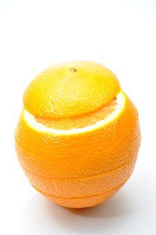 Free Close-up Tasty Orange Stock Images - 14997134