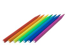 Free Markers In Isolated Stock Images - 14997314