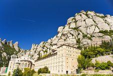 Free Monastery Montserrat Stock Photos - 14997603