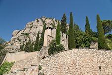 Free Monastery Montserrat Stock Photos - 14997613