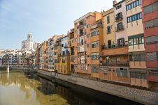 Free View Of Girona Royalty Free Stock Image - 14997736