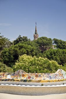 Free Güell Park Stock Images - 14997884
