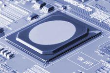 Free Microcircuit Stock Image - 14998281