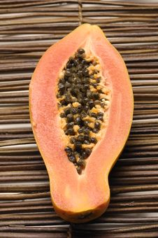 Free Papaya Royalty Free Stock Images - 14998409