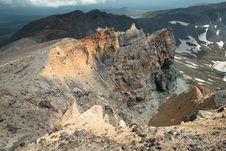 Free Volcano Rock Stock Photography - 14998462