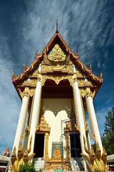 Free Thailand Church Stock Image - 14999021