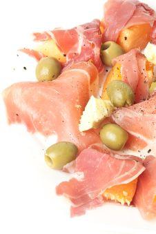 Free Ham Salad Stock Images - 14999134