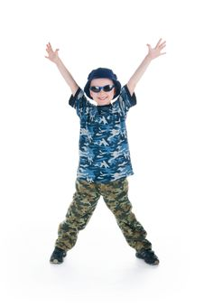 Free Little Soldier Stock Image - 14999611