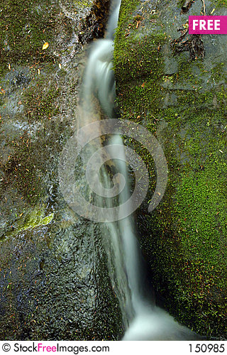 Free Let It Flow Royalty Free Stock Photo - 150985