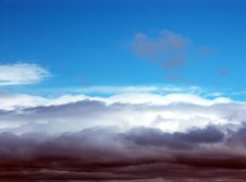 Free Storm Clouds Royalty Free Stock Photo - 150625